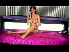 Awesome phonesex brunette babe makes us cum