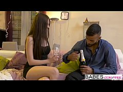 Babes - Elegant Anal - New Years Resolution  starring  Rebecca Volpetti and Vinny Star clip