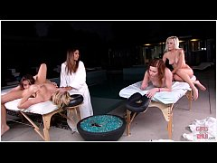 GIRLS GONE WILD - Sorority Pussy Massage With A...