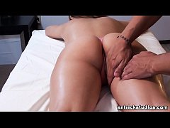 Ashley Ford Gets Massage And Surprise Ending - Preview