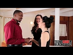 Hot Teen Daughter Loves To Fuck Black Dudes