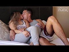 College Teen With Big Dick Fucks College Mexican Girl