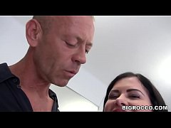 This is really OMG!! - Cassie C, Rocco Siffredi