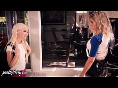 Piper Perri's Stepdad Whatches Her Dike Out - t...