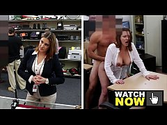 XXX PAWN - Business Lady Loves Her Husband, But...