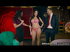 Brazzers - Brazzers Exxtra -  You Can Cream On Me scene starring Anissa Kate, Rachel Starr and Erik