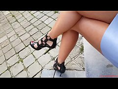 My New very Sexy Fetish High Heels and Feet Free Porn 43