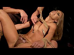 Sabrinka loves her BDSM treatment and anal sex.