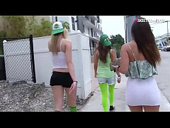 St Patricks Day turns to foursome action