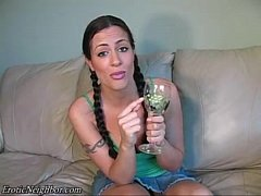 Lexi Lapetina - Eww you drink your own cum