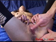 Incredible Squirt accidental Femme fontaine !! ...