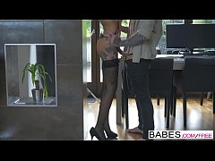 Babes - Elegant Anal - Just A Moment starring K...