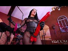 A Painful Predicament/ Mistress Michelle has lots of Horse-Power