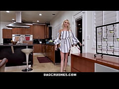 Young Petite Tiny Stepdaughter Chloe Temple Has Sex With Her Stepdad To Pay Him For Rent POV