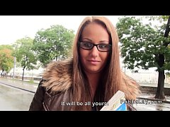 Dude fucked Hungarian babe from public pov