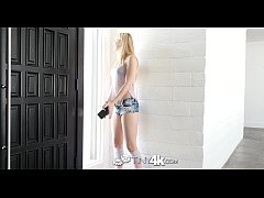 Tiny4K - Bold little Lily Rader takes big a big cock