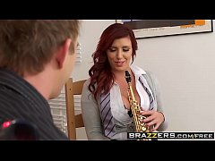 Brazzers - Big Tits at School - Yuffie Yulan Danny D - Large Instrument