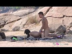 Picking up girls at the lakeside. jotaDe hunts for nudist, easy, horny girls.