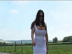 Cathy Barry Fucked in the Countryside!