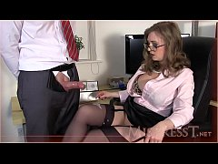 Office MILF Gets Fucked