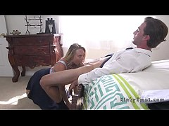Gagged wife gets double penetration