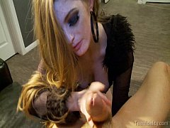 Redhead Faye Reagan Has Been A Bad Girl