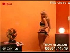 Hot 18 Year Old Teen Leaked Striptease Webcam F...