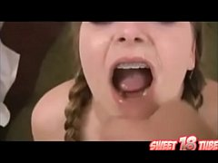 chubby teen braces first audition