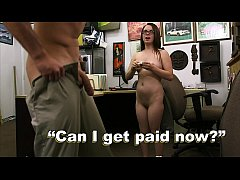 XXXPAWN - Desperate Brunette Jennifer Bliss Negotiates With Sean Lawless For $200