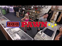 XXXPAWN - Stripper Cristi Ann Visits a Pawn Sho...