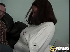 EDPOWERS - Busty Asian Leila Long dicked before...