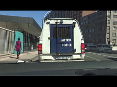 Durban Metro cop record a sex tape with a prostitute while on duty