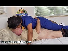 BLUE PILL MEN - Old Men Fuck Jenna J. Foxx's Fi...