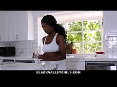 BlackValleyGirls- Spoiled Ebony Teen Seduces He...