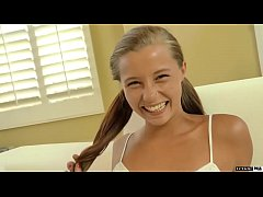 Cute Teen Carolina Sweets Takes Her Stepfathers Cock And Cum!  OH BOY!
