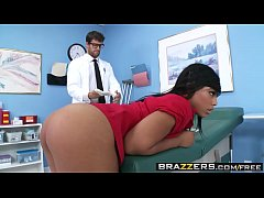 Brazzers - Doctor Adventures - Leilani Leeane and Ramon - Doc Loosen Up My Throat
