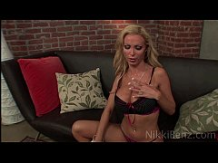 Busty Blondes Nikki Benz and Puma Swede!