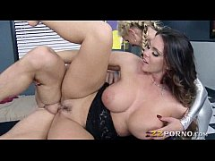 Phoenix Marie and Alison Tyler amazing fuck session with fat cock