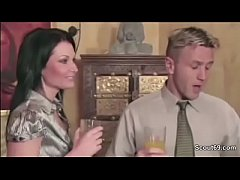 Hot MILF Mother Seduce Friend of her not son to...