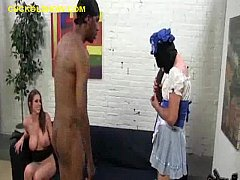 Watching Wife Pounded By Black