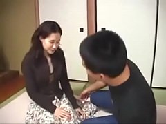 Japanese Wife gets Fucked by Neighbor