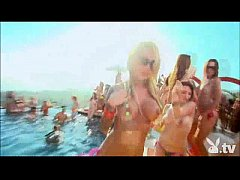 Pool Party with 200 Nude Chicks!