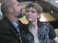 Skinny Blond Russian Student Fucked For  a New Job