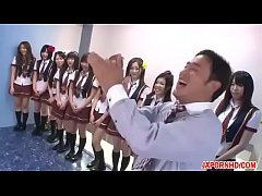 JAV Uncensored with english subtitle : Schoolgirls - P1