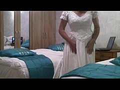 Wedding Dress Free Shemale Porn Video TRANNYCAMS69.COM