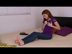 Karup's Key - Alice Green in Redhead Loves Deep Wet Fingering