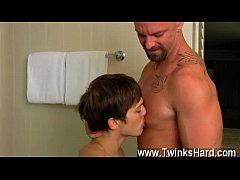 Gay XXX In part 2 of 3 Twinks and a Shark, the trio lil' hustlers
