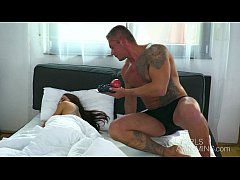 Breakfast in Bed - Girls Rimming Guys