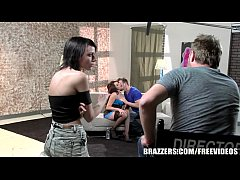Brazzers - Christiana Cinn knows how to get the...
