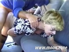 Wife fucked in the car